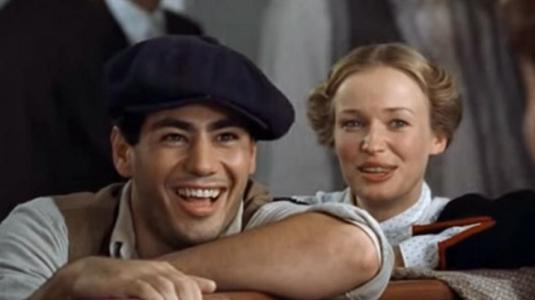 Así luce Fabrizio de Titanic a 23 años de la película