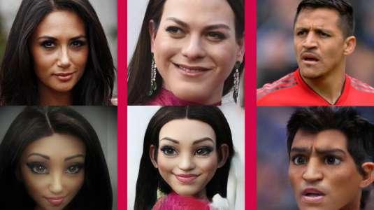 Mira cómo Toonify convierte a estos famosos chilenos en personajes animados