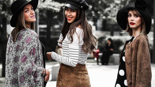 Un día con las tres fashion bloggers más famosas de Chile