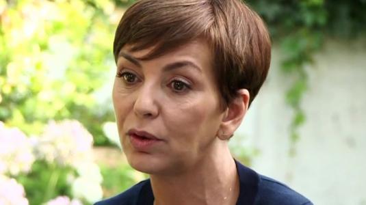 Francisca García Huidobro se emociona hasta las lágrimas al relatar sus días en la clínica