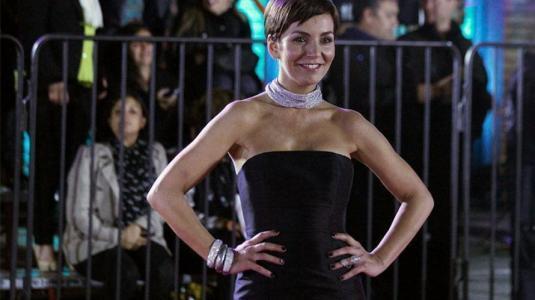 Francisca García-Huidobro se incorpora a Canal 13