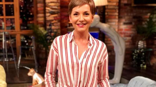 Francisca García-Huidobro regresa a la TV tras sufrir falla renal