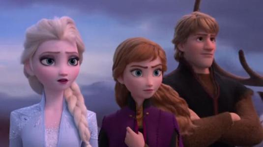 "Estrenan primer trailer de ""Frozen 2"""