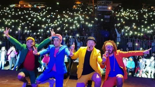 """""""Fusión humor"""" llevará sus rutinas circenses a Viña 2020"""