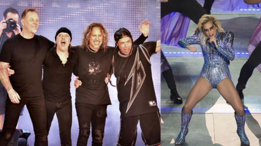 Lady Gaga y Metallica  se presentaran juntos en los Premios Grammy
