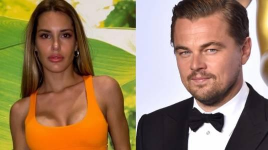 Gala Caldirola asegura que Leonardo DiCaprio la invitó a un trago