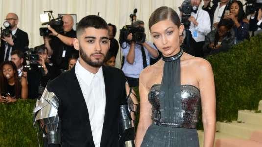 Aseguran que Gigi Hadid y Zayn Malik esperan su primer hijo