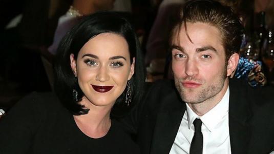 Cita entre Katy Perry y Robert Pattinson desata rumores de romance
