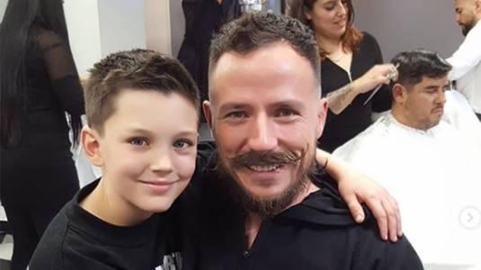 Gonzalo Egas comparte emotivo cumpleaños de su hijo Noah