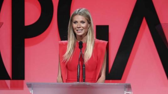 Así es el anillo de compromiso de Gwyneth Paltrow