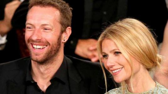 Así fue el saludo de cumpleaños de Gwyneth Paltrow a Chris Martin