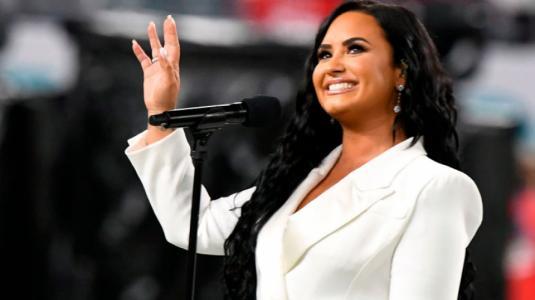 El emotivo tatuaje de Demi Lovato tras su regreso a los escenarios