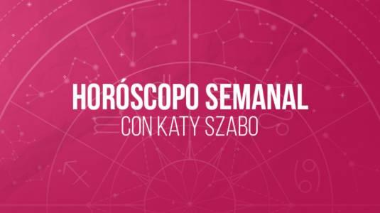 Horóscopo semanal - del 7 al 14 de junio