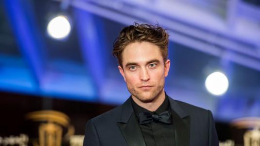 Liberan primera imagen de Robert Pattinson como Batman