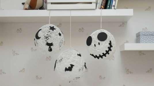 10 ideas de decoración para Halloween MUY fáciles de realizar