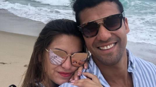 Crecen rumores de reconciliación de Ingrid Cruz con su ex pareja por coquetos comentarios