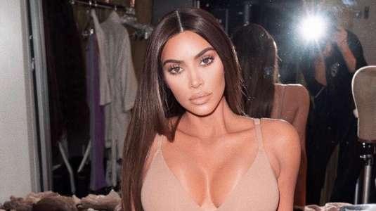 El peinado de Kim Kardashian que es furor en TikTok