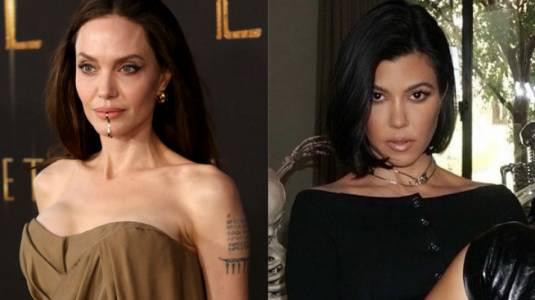 Informe AR: El impacto de Angelina y la petición de Kourtney