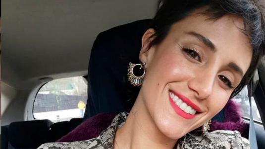 """Isidora Urrejola luce maquillaje inspirado en la """"Marcha más grande de Chile"""""""