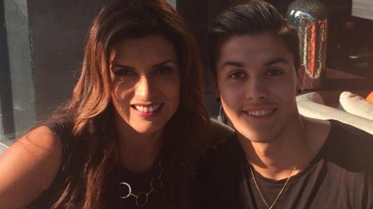 El tierno y maternal mensaje de Ivette Vergara a su hijo en su cumpleaños