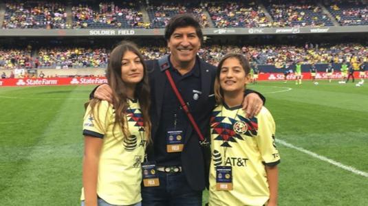 Hija de Iván Zamorano le jugó divertida broma en plena cuarentena