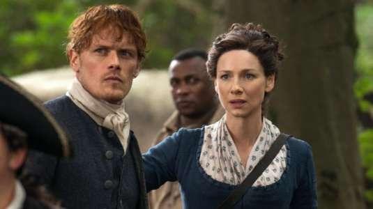Outlander: la escena de pasión entre Jamie y Claire que criticó la autora