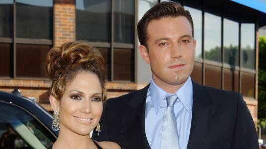 Ben Affleck viajó a Miami para ver a Jennifer López