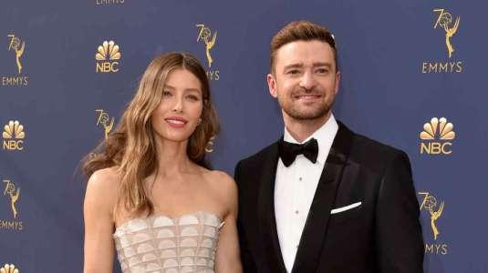 Justin Timberlake y Jessica Biel fueron padres por segunda vez