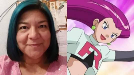 """Falleció la voz de """"Jessie"""" del equipo Rocket de Pokémon"""