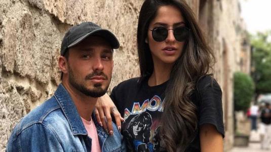 Joche Bibbó y Fernanda Figueroa se relajan en México