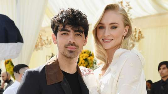 La primera foto de Sophie Turner y Joe Jonas tras ser padres
