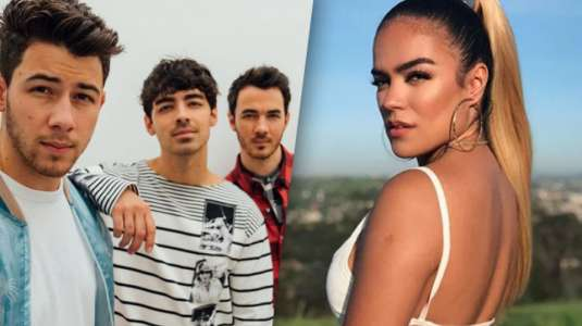 Jonas Brothers y Karol G lanzan el nuevo hit de esta cuarentena y causan furor