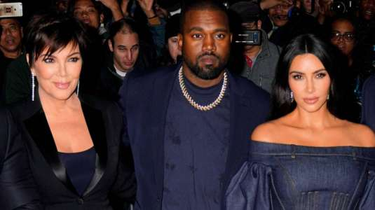 """Kanye West revela que ha intentado divorciarse de Kim Kardashian y llama a su suegra """"Kris Jong –Un"""""""
