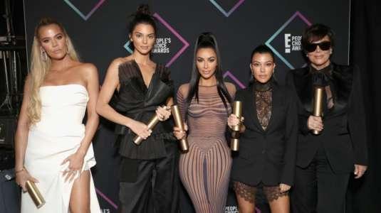 """Keeping Up With The Kardashians"" llega a su fin: así reaccionó el clan completo"