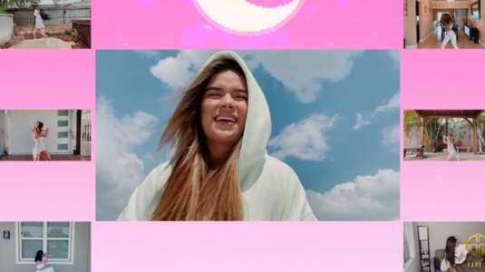 """A lo Denise Rosenthal: Karol G lanza video de Tusa versión """"Quédate en casa"""""""