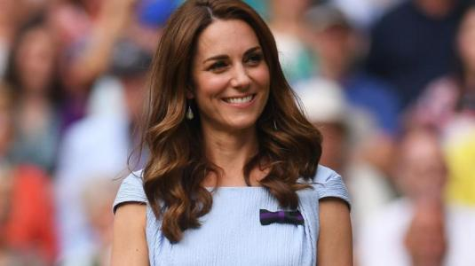 ¡Kate Middleton estrenó cabello rubio!