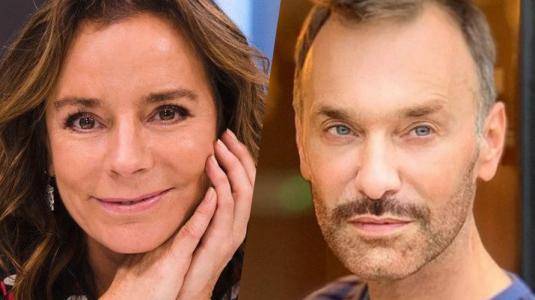 Kathy Salosny reveló romance entre Jordi Castell y Luis Miguel