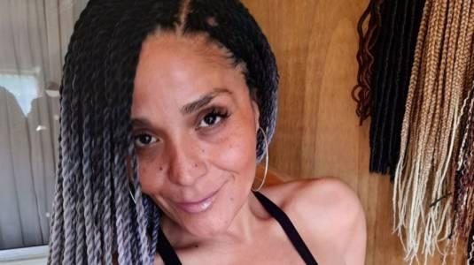 """""""¿Que le paso en la carita?"""": Kathy Orellana sorprende con cambio en su rostro"""