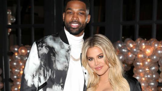 Khloé Kardashian pasa la cuarentena con Tristan Thompson