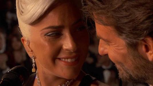 Oscars: Irina Shayk protagoniza ola de memes por sentarse entre Lady Gaga y Bradley Cooper