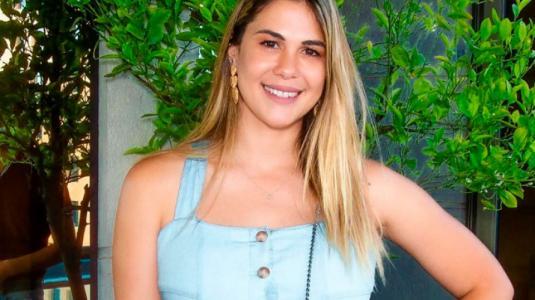 Laura Prieto muestra cómo luce su rostro al natural