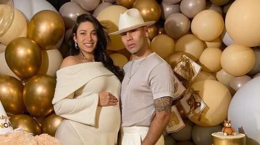 Lisandra Silva comparte imágenes inéditas de su proceso de parto