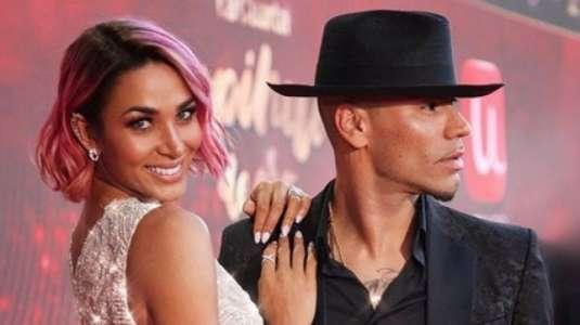 Lisandra Silva y Raúl Peralta mostraron la cita romántica que tuvieron en casa