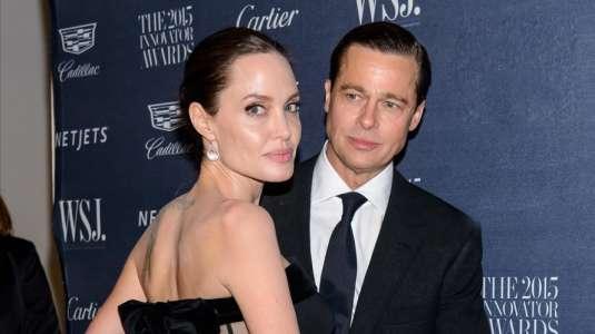 Angelina Jolie explica por qué se separó de Brad Pitt