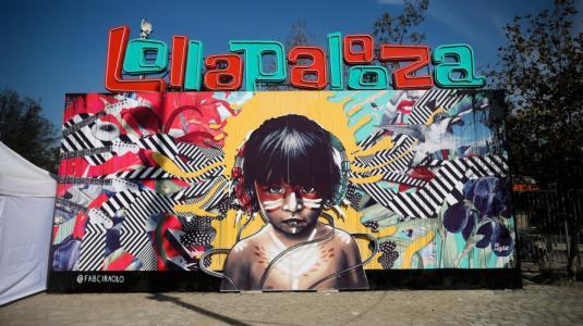 Se reprograma Lollapalooza Chile para noviembre de este año