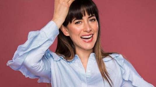 Lorena Bosch estrenó nuevo look: pelo corto y con canas