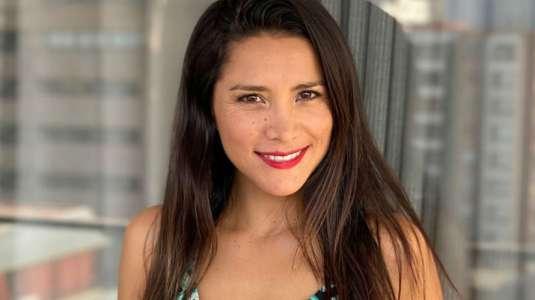 Loreto Aravena comparte inédito video de su hija durante la lactancia