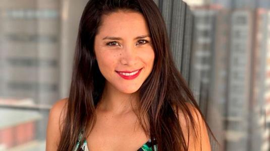 Loreto Aravena sorprendió a sus seguidores con fotos vestida de novia