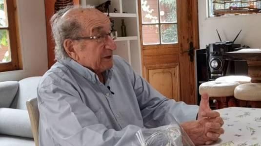 """Luis Alarcón en pandemia: """"Dentro de esta soledad me siento acompañado"""""""