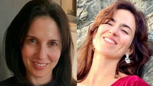 """Luz Valdivieso y Paz Bascuñán encantan como """"sirenas"""""""